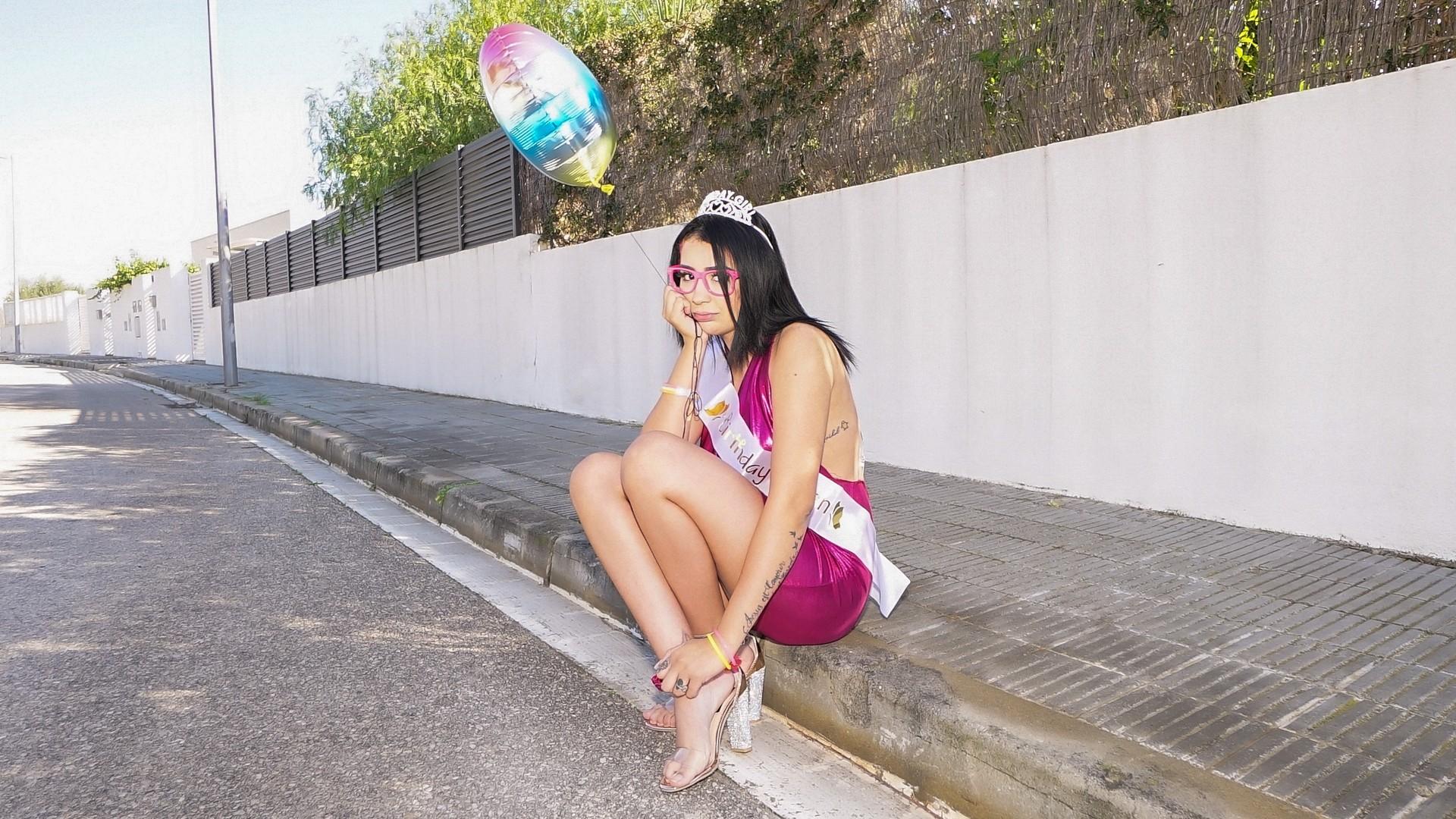 Brazen Birthday Girl - Public Pickups